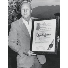 Item # 0018 - Arnold Palmer - Signed 1982 Letter to Fan - PSA/DNA