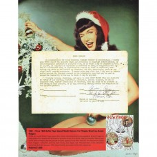 Item # 0026 - Bettie Page - Signed 1954 Bonny Yaeger Model Release Document - PSA