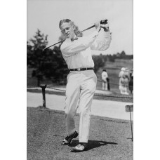 Item # 0032 - Bobby Jones - Signed 1961 Letter - PSA - SOLD