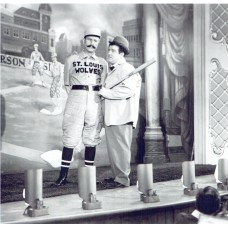 "Item # 0042 - Bud Abbott and Lou Costello - Signed 1944 ""Naughty 90s""/""Who's on First"" Contract - PSA - SOLD!"