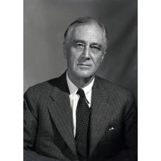 Item # 0071 - Franklin D. Roosevelt - Signed Check 1944 - PSA - SOLD!