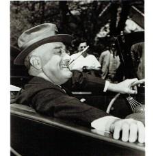Item # 0072 - Franklin D. Roosevelt - Signed Letter - PSA/DNA