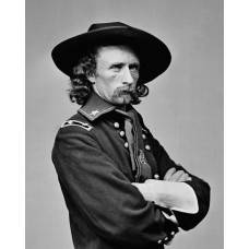 Item # 0076 - George A Custer - Signed Envelope Cut - PSA/DNA - SOLD