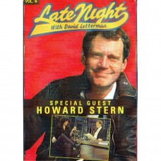 Item # 0087 - Howard Stern David Letterman - Signed 1984 Contract - PSA