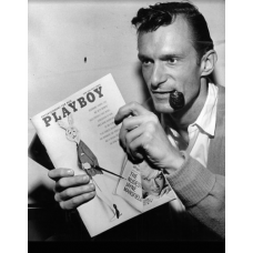 Item # 0090 - Hugh Hefner - Signed 1958 Letter to Bunny Yeager - PSA/DNA