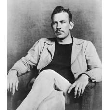 Item # 0112 - John E Steinbeck - Signed 1942 Postcard - PSA/DNA