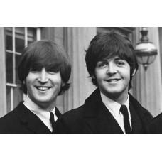Item # 0116 - John Lennon & Paul McCartney - Signed 1969 Document - PSA