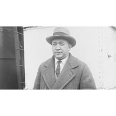 Item # 0125 - Knute Rockne - Signed 1927 Letter - PSA