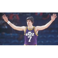Item # 0159 - Pete Maravich - Signed 1974 Contract - PSA