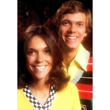 Item # 0164 - Richard & Karen Carpenter - Signed 1969 Contract - PSA