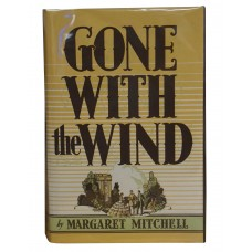 "Item # 0132 - Margaret Mitchell - Signed ""Gone with the Wind"" Book - PSA"