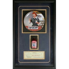 Item # 0127 - Lucille Ball - Signed 1955 Check (VRFY AUTH)
