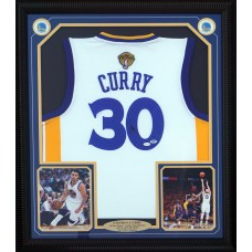 Item # 0189 - Stephen Curry - Signed Jersey (PSA) SOLD!