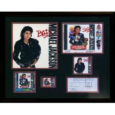 Item # 0139 - Michael Jackson - Signed Contract - PSA