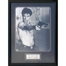 Item # 0167 - Robert De Niro - Signed 16x20 Photo - PSA
